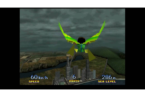 Pilotwings 64 - Birdman - YouTube