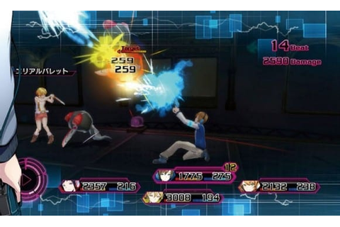 Akiba's Beat Ditches the Stripping for Musical Combat