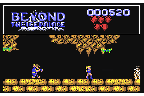 Beyond the Ice Palace (1988) C64 game