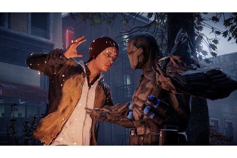 inFamous Second Son: Take A Look At These Stunning ...