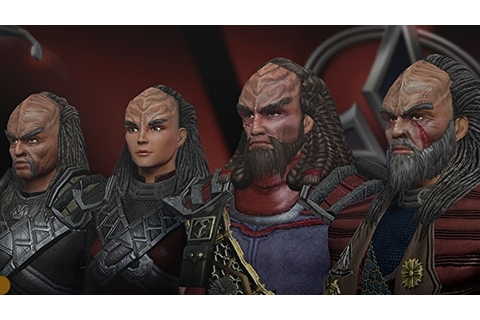 It's Year of the Klingon in Star Trek Online • Eurogamer.net