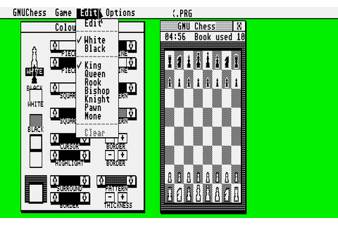Download GNU Chess (Atari ST) - My Abandonware