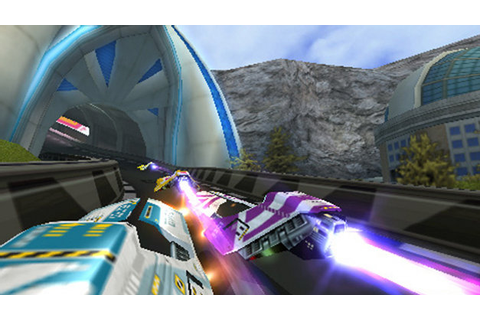 wipEout® PULSE Game | PSP - PlayStation