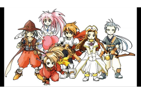 VGM - Tales of Phantasia (The Second Act - Remix) - YouTube
