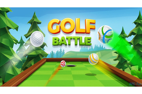GOLF BATTLE - FUN MULTIPLAYER GOLF GAME pine forest - YouTube