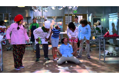 High School Musical 2 - Work This Out - YouTube