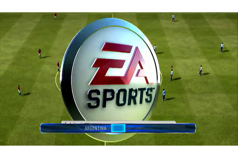 FIFA 12 - Argentina vs Portugal - Messi vs Cristiano ...