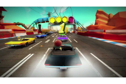Joy Ride Turbo (XBLA) Gameplay - YouTube
