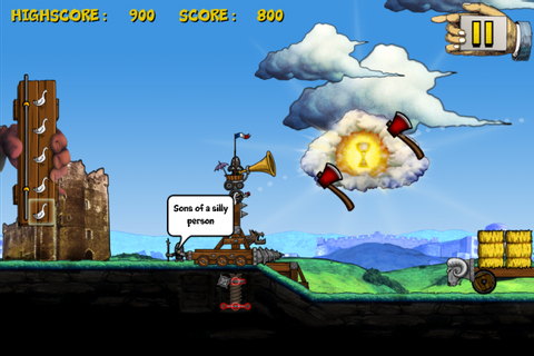 Monty Python's Cow Tossing Recension - Gamereactor