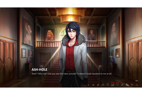 The Letter - Horror Visual Novel - Images & Screenshots ...