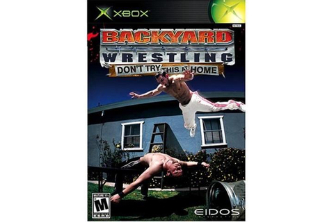 backyard wrestling: don't try this at home xbox - Newegg.com