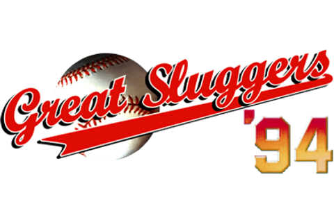 Great Sluggers '94 Details - LaunchBox Games Database