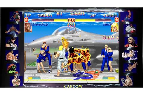 Street Fighter: 30th Anniversary Collection [PC Games ...