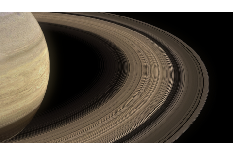 Saturn 4k 3D Model – Buy Saturn 4k 3D Model | FlatPyramid