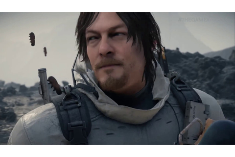 Death Stranding Trailer (Video Game Awards 2017) - YouTube