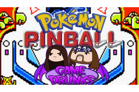 GAME DRUNKS - Pokemon Pinball (GBC) - Halberd - YouTube