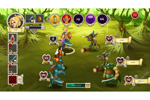 Heroes & Legends: Conquerors of Kolhar - Download Free Full Games ...