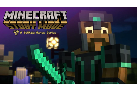 Minecraft: Story Mode Trailer [A Telltale Games Series ...