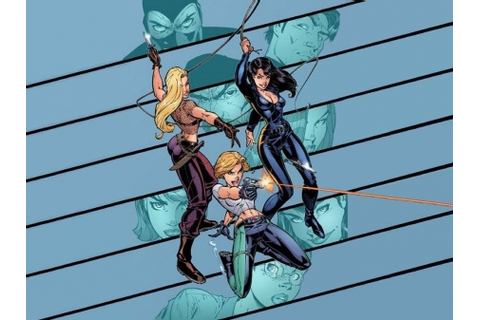 Danger Girl - Anime Comics Video Games Wallpapers and ...