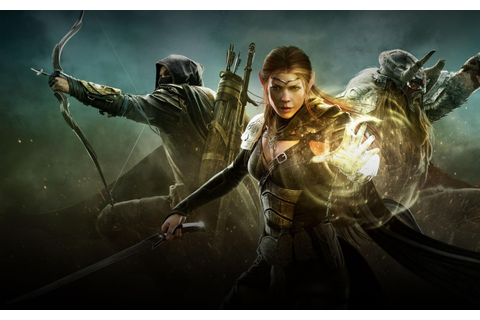 The Elder Scrolls Online Game Wallpaper: Desktop HD ...