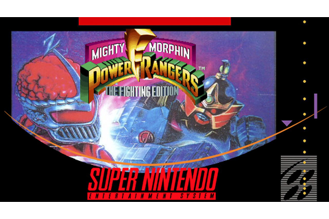 Mighty Morphin Power Rangers: The Fighting Edition [Super ...