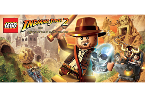 LEGO® Indiana Jones™ 2: The Adventure Continues on Steam