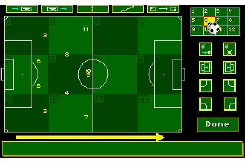 Player Manager (1990) Amiga game