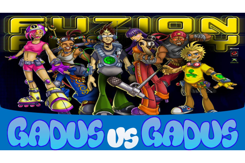 Gadus vs Gadus: Fuzion Frenzy 2 - The Tournament War - YouTube