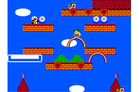 Play Rainbow Islands - The Story of Bubble Bobble 2 Sega ...