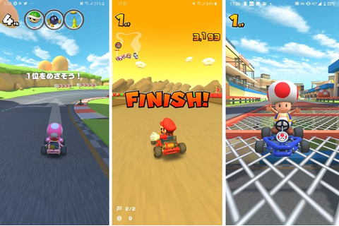 Mario Kart Tour looks like it could be Nintendo's first ...
