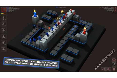 Cubemen - Download Free Full Games | Strategy games