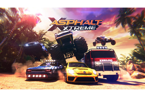 Asphalt Xtreme (by Gameloft) iOS / Android - HD Gameplay ...