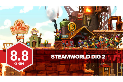 SteamWorld Quest Review - IGN
