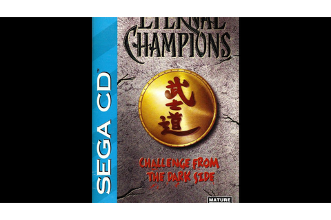 Eternal Champions Challenge from the Dark Side (Sega CD ...