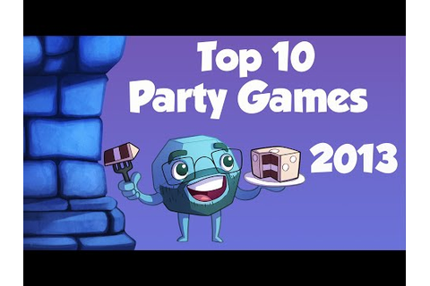 Top 10 Party Games - YouTube