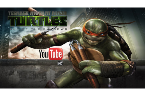 Teenage Mutant Ninja Turtles Out of the Shadows (Game ...
