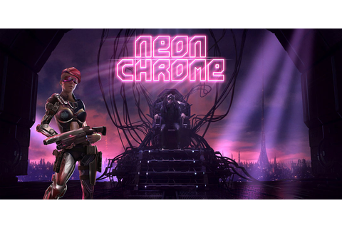 Neon Chrome Review: A Frantic, Fun, Challenging Top-Down ...