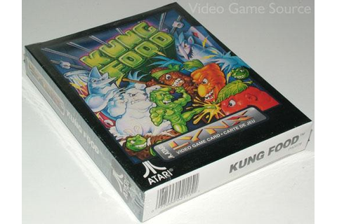 Atari Lynx Game Cartridge Kung Food Neuware Brand NEW | eBay