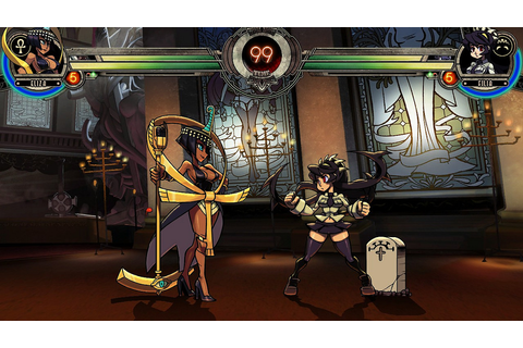 Skullgirls: 2nd Encore - TFG Profile / Artwork Gallery