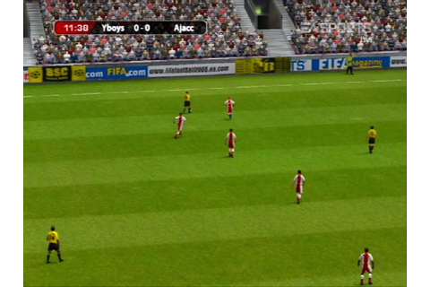 Screens: FIFA Football 2005 - PC (7 of 27)