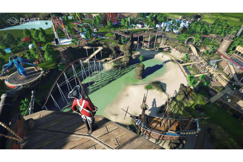 Planet Coaster PC Game Download Free Full Version Complete