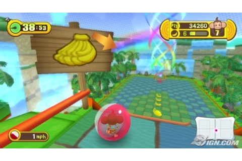 Super Monkey Ball: Step & Roll Review - IGN