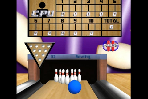 The Super Bowling Game - 3D Game Bowling Free 🎳 - Android ...