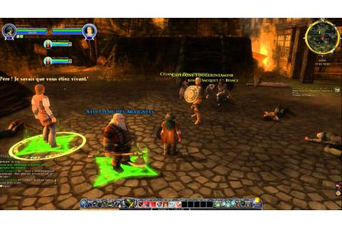 sélection premium où acheter grande remise Le Seigneur des anneaux Online en Qwant Games