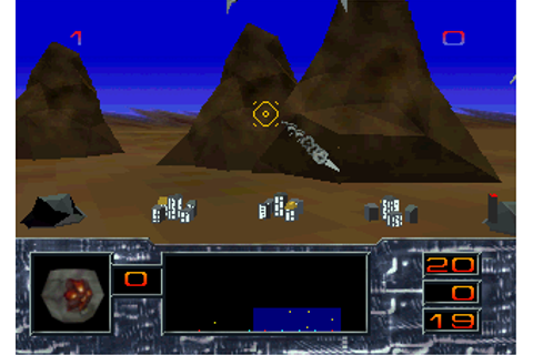 Missile Command 3D (World) ROM