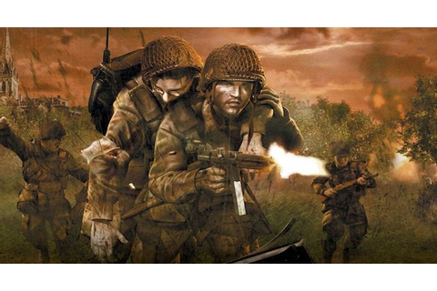 A New Brothers In Arms Game Is In The Works At Gearbox