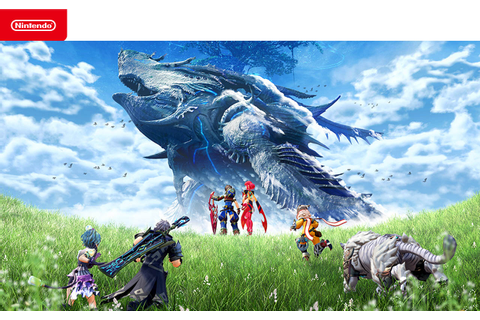 Nintendo Xenoblade Chronicles 2 - Role Playing Game ...