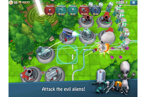 5 Challenging tower defense games for Android