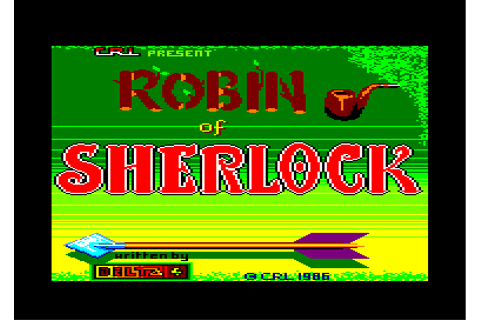 robin of sherlock © crl group (1986)