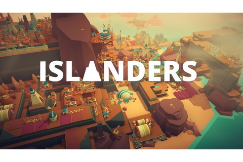 Islanders - GrizzlyGames - Gameplay - PC - YouTube